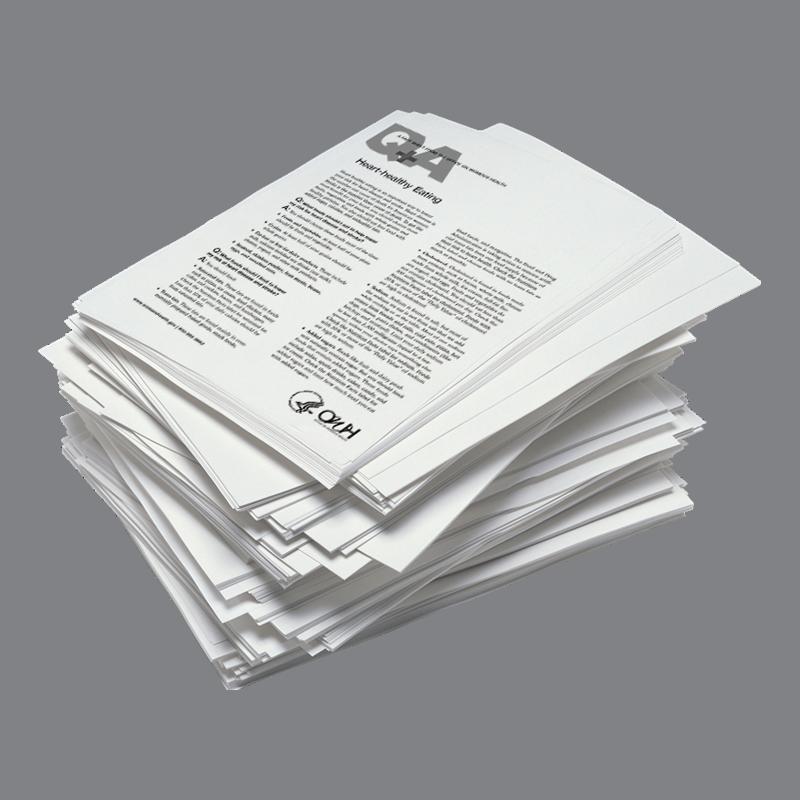 černobílý tisk a kopírování