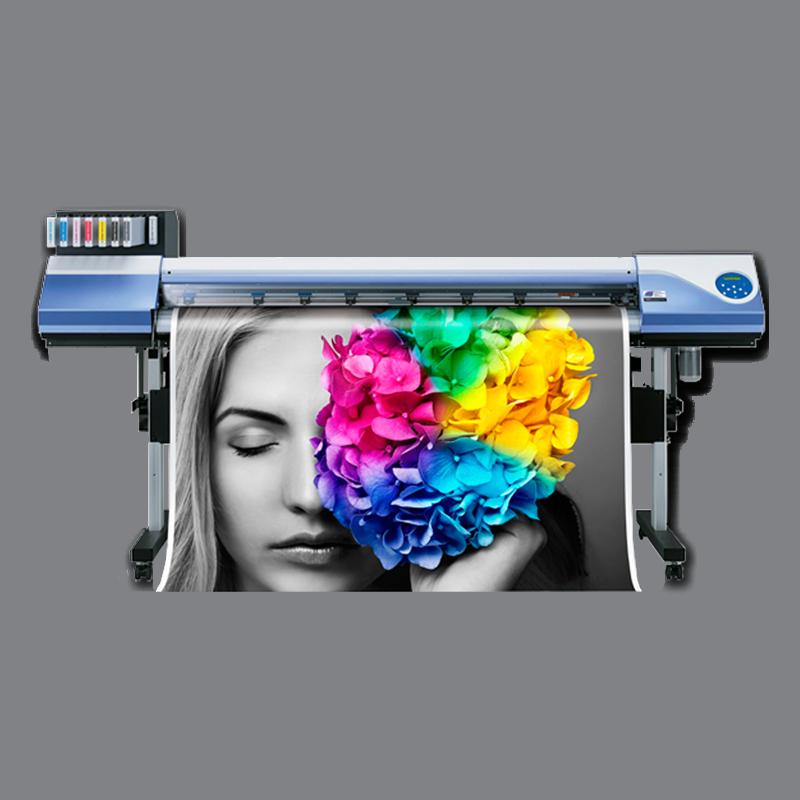 Velkoplošný tisk