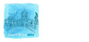 Novoroční přání - Karlův most