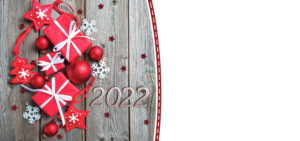 Novoroční přání - Dárky