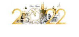 Novoroční přání - Zlatý Karlův most